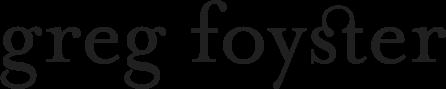 greg foyster